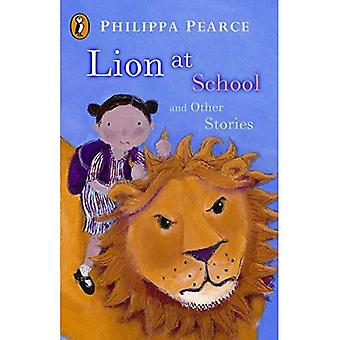 The  Lion at School  and Other Stories: Lion at School; Runaway; Brainbox; The Executioner; Hello, Polly!; The Manatee; The Crooked Little Finger; The ... Scissors; Secrets (Young Puffin Read Alouds)