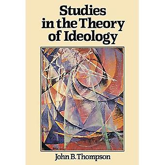Études dans la théorie de l'idéologie