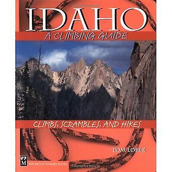 Idaho: Klättrar, klättrar, och vandringar