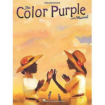 La couleur pourpre: Une nouvelle comédie musicale