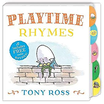 Min favorit Nursery Rhymes ombord bok: Speltid Rhymes