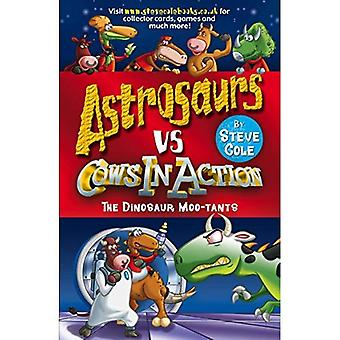 Astrosaurs Vs vaches en Action : Le dinosaure Moo-tants
