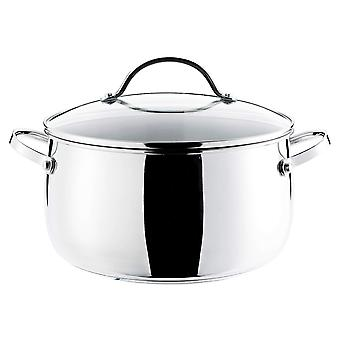Prestige 70112 Stainless Steel 24cm/5.7L Stockpot