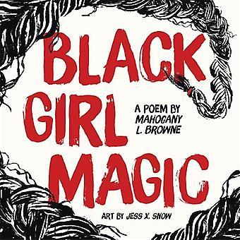 Zwarte meid Magic: Een gedicht