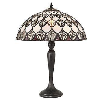 Missori medio estilo Tiffany lámpara de mesa - interiores 71091 1900