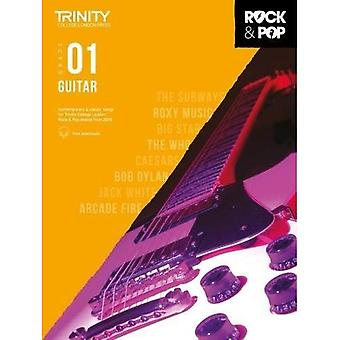 Trinity Rock & Pop 2018 gitarr grad 1 - Trinity Rock & Pop 2018 (noter)