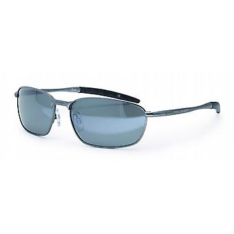 Bloc Pluto Sunglasses - Gun / Grey Polarised