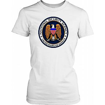 National Security Agency Insignia Ladies T Shirt
