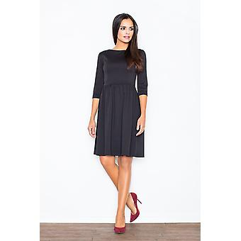 FIGL ladies dress black
