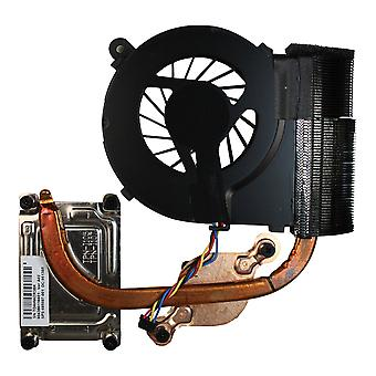 HP Pavilion G6-1141sg Independent Video Card Version Compatible Laptop Fan With Heatsink