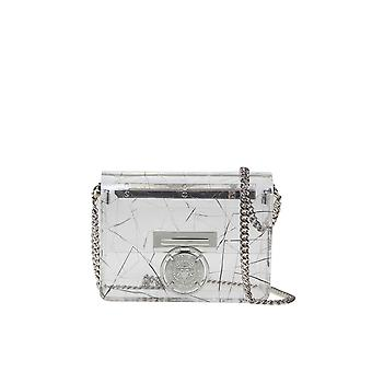 Balmain Grey Plastic Shoulder Bag
