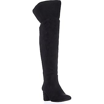 Alfani Womens Novaa Closed Toe Over Knee Fashion Boots