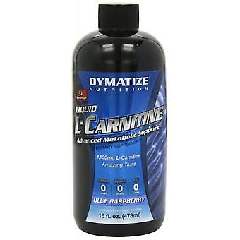 Dymatize Liquid L-Carnitine Blue Raspberry 473 ml