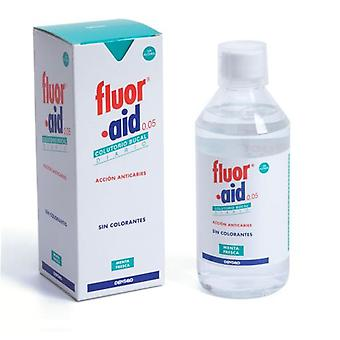 Dentaid Aid Fluor 500 Ml Col 0.05 (Hygiene and health , Dental hygiene , Mouthwash)