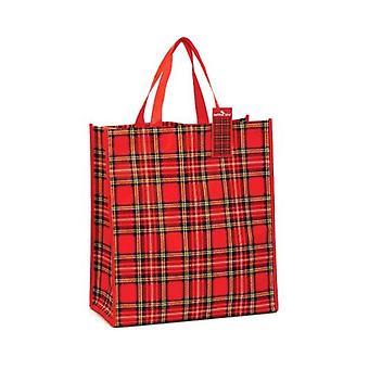 Royal Stewart Tartan Shopper Bag