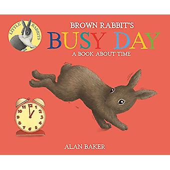 Brown Rabbit's Busy Day by Alan Baker - 9780753473924 Book