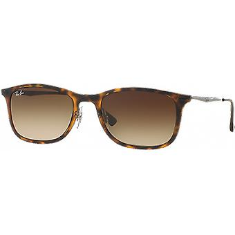 Ray - Ban New Wayfarer Ray Light Tabak Matt Brown gradient