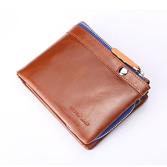 Hautton Sports Leather Wallet 4.5