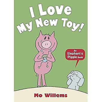 Jag älskar min nya leksak!
