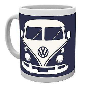 VW Camper Keep Calm Boxed Drinking Mug