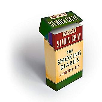 The Smoking Diaries Three Volume Boxed Set:  Smoking Diaries   The Year of the Jouncer   The Last Cigarette :  Smoking Diaries  ,   The Smoking Diaries: ... ,  The Smoking Diaries: the Last Cigarette